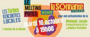 Présentation à Tarbes @ Le Melting Potes | Tarbes | Occitanie | France