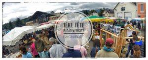 09-10-2016 - Fête de la Bio-diversité Bagnières-de-Bigorre
