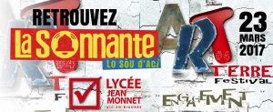 le 23 mars: la Sonnante au festival ArtTerre à Vic @ Lycée Jean Monnet | Vic-en-Bigorre | Occitanie | France