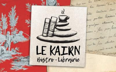 Présentation de la Sonnante à la librairie du Kaïrn à Arras en Lavedan